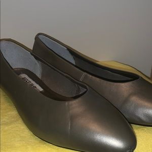 West 31st Shoes - New Leather Flats
